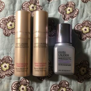 Estée later anti-aging minis! NEVER OPEND OR USED